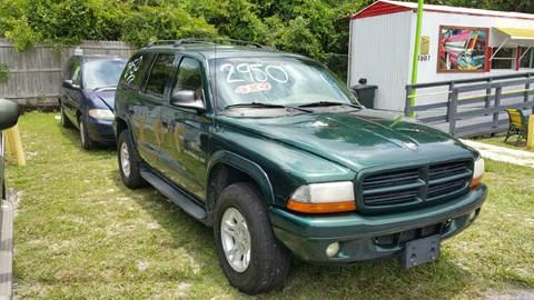 2001 Dodge Durango for sale in Floral City, FL
