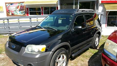 2005 Ford Escape for sale in Floral City, FL