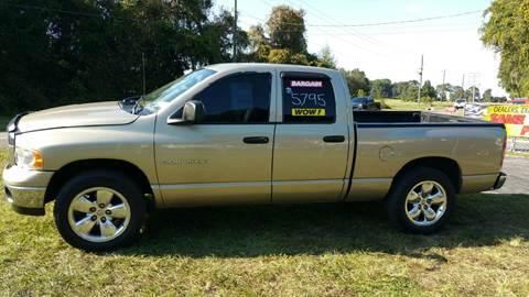 2003 Dodge Ram Pickup 1500 for sale in Floral City, FL