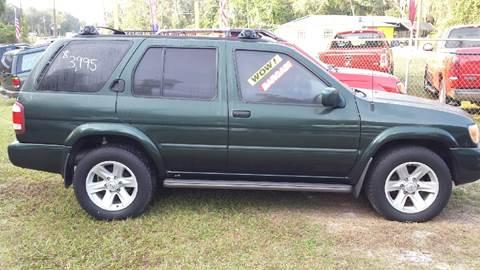 2002 Nissan Pathfinder for sale in Floral City, FL