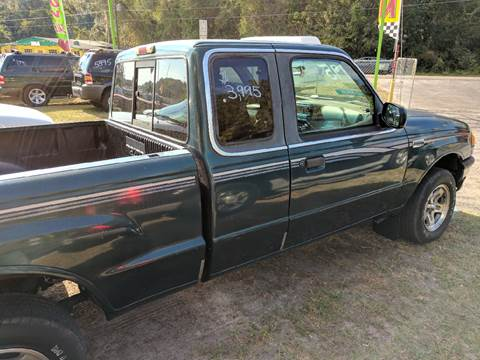 1998 Mazda B-Series Pickup for sale in Floral City, FL