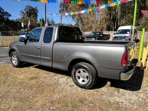 2002 Ford F-150 for sale in Floral City, FL