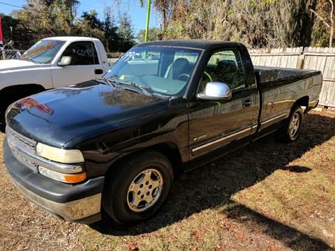 2001 Chevrolet Silverado 1500 for sale in Floral City, FL