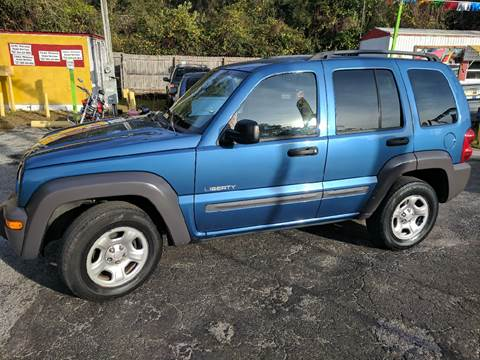 2004 Jeep Liberty for sale in Floral City, FL