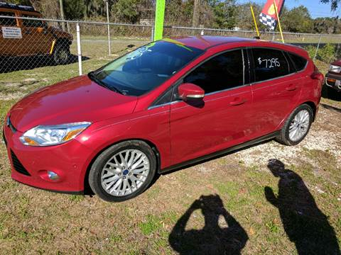 2012 Ford Focus for sale in Floral City, FL