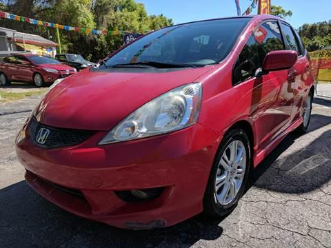 2009 Honda Fit for sale in Floral City, FL