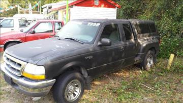 1998 Ford Ranger for sale in Floral City, FL