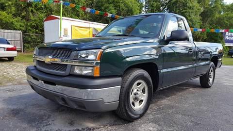 2004 Chevrolet Silverado 1500 for sale in Floral City, FL