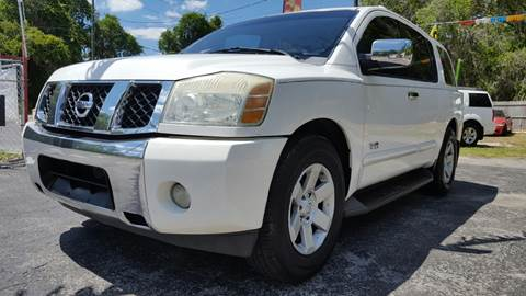 2006 Nissan Armada for sale in Floral City, FL
