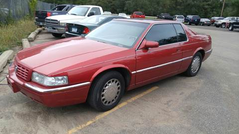 1999 Cadillac Eldorado for sale in Lake Saint Croix Beach, MN