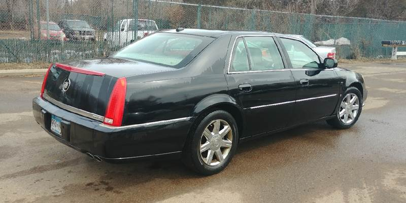 2006 cadillac dts luxury ii 4dr sedan in lake saint croix beach mn s l automotive. Black Bedroom Furniture Sets. Home Design Ideas