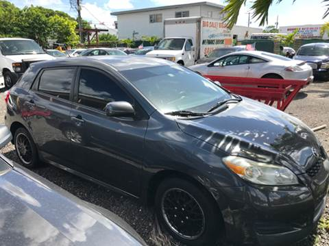 2009 Toyota Matrix for sale in Hollywood, FL