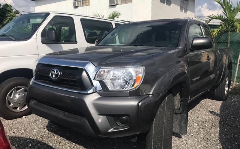 Toyota Tacoma 2014 PreRunner 4x2 4dr Access Cab 6.1 ft SB 4A