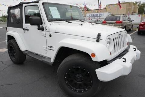 2013 Jeep Wrangler for sale in Ocala, FL