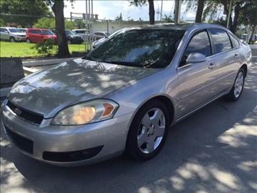 2006 Chevrolet Impala for sale in Hollywood, FL