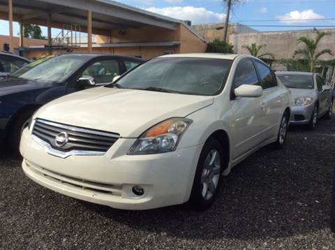 2008 Nissan Altima for sale in Hollywood, FL