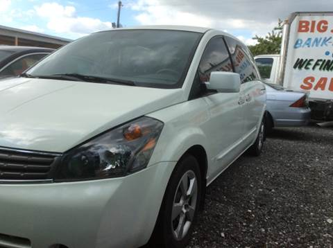 2008 Nissan Quest for sale in Hollywood, FL