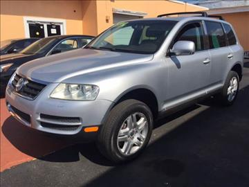 2004 Volkswagen Touareg for sale in Hollywood, FL