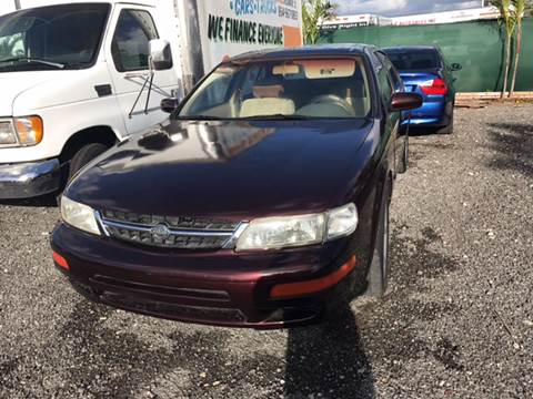 1999 Nissan Maxima for sale in Hollywood, FL