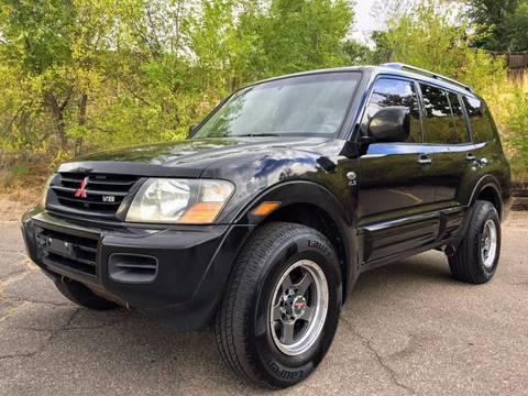 2001 Mitsubishi Montero for sale in Denver, CO