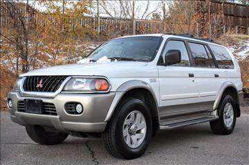 2000 Mitsubishi Montero Sport for sale in Denver, CO