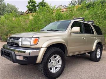 2001 Toyota 4Runner for sale in Denver, CO