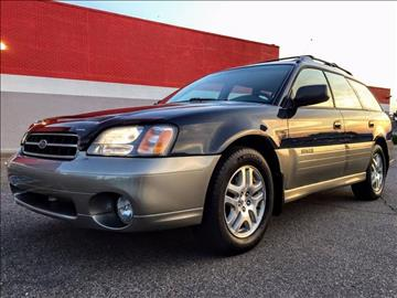 2001 Subaru Outback for sale in Denver, CO