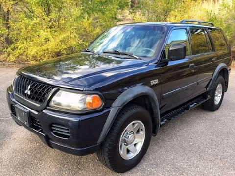 2002 Mitsubishi Montero Sport for sale in Denver, CO