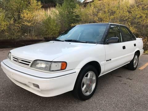 1990 GEO Prizm for sale in Denver, CO