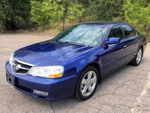2003 Acura TL For Sale  Carsforsalecom