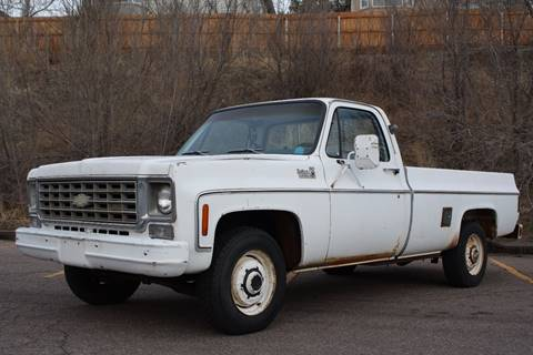 1975 Chevrolet C/K 20 Series for sale in Denver, CO