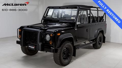 1997 Land Rover Defender for sale in West Chester, PA
