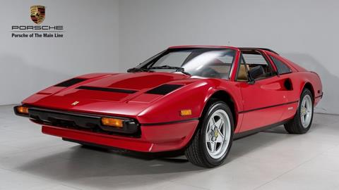 1985 Ferrari 308 GTS for sale in West Chester, PA