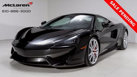 2017 McLaren 570S for sale in West Chester, PA
