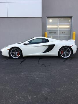 2014 McLaren MP4-12C Spider for sale in West Chester, PA