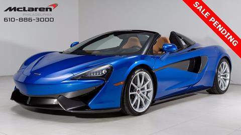 2018 McLaren 570S Spider for sale in West Chester, PA
