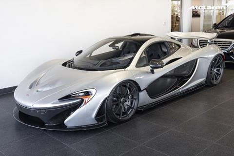 McLaren P1 For Sale in Pennsylvania - Carsforsale.com®