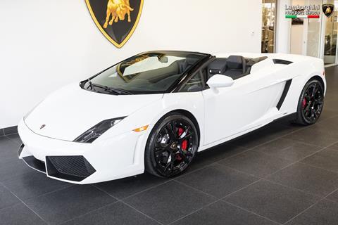 Used 2014 Lamborghini Gallardo For Sale in Eden, NC - Carsforsale.com