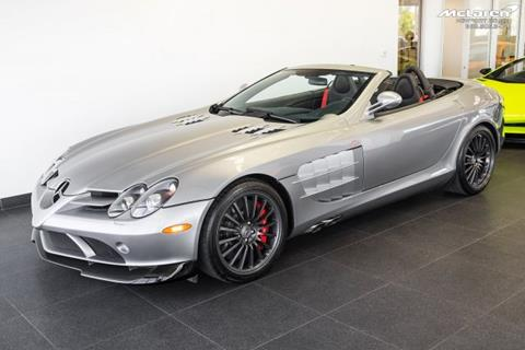 Mercedes Benz Slr For Sale In Georgetown Tx Carsforsale Com