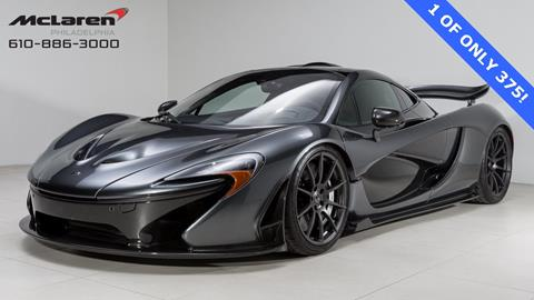 McLaren P1 For Sale in Boscobel, WI - Carsforsale.com