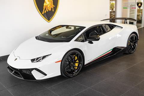2018 Lamborghini Huracan For Sale In Stigler Ok Carsforsale Com