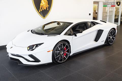 2018 Lamborghini Aventador For Sale In West Chester, PA