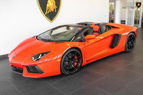 2014 Lamborghini Aventador For Sale In West Chester, PA