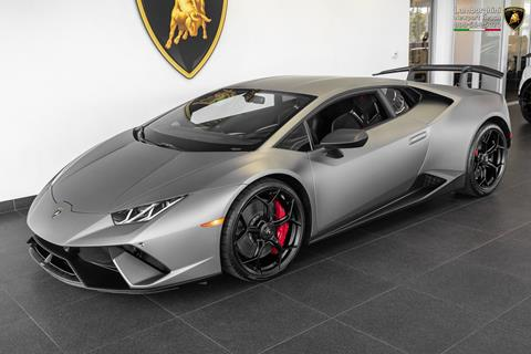 2018 Lamborghini Huracan for sale in West Chester, PA
