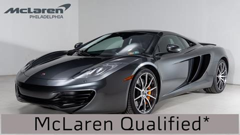 mclaren mp4-12c for sale in atchison, ks - carsforsale®