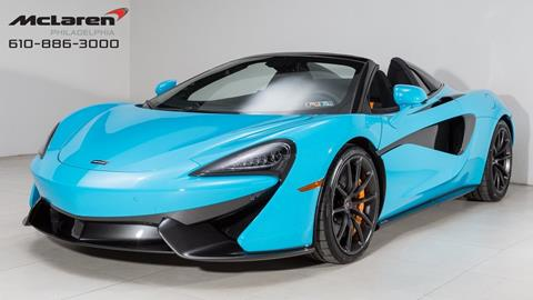 Mclaren 570s Spider For Sale In Colorado Carsforsale