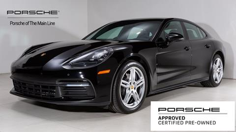 2017 Porsche Panamera for sale in West Chester, PA