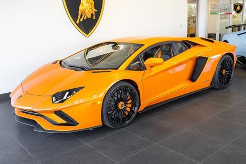 Used Lamborghini Aventador For Sale Carsforsale Com