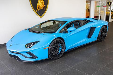 Used Lamborghini Aventador For Sale In Beverly Hills Ca