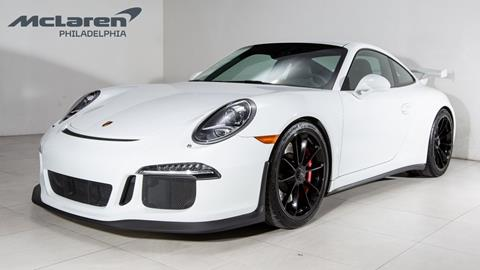 2014 Porsche 911 for sale in West Chester, PA
